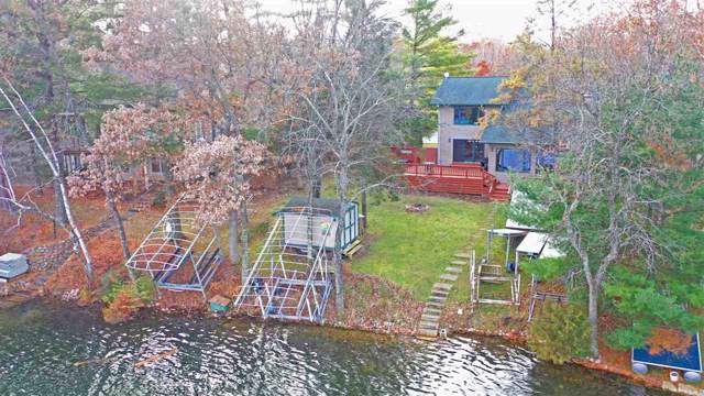 W4740 South Long Lake Road, Waupaca, WI 54981 (#50214604) :: Todd Wiese Homeselling System, Inc.