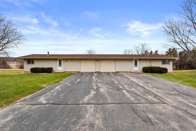 N2783 Evergreen Lane, Appleton, WI 54913 (#50214651) :: Symes Realty, LLC