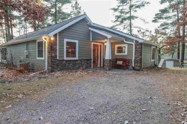 N2439 W Columbia Lake Drive, Waupaca, WI 54981 (#50214652) :: Symes Realty, LLC
