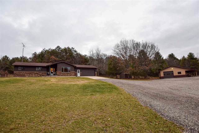 N884 Cypress Road, Neshkoro, WI 54960 (#50214654) :: Dallaire Realty