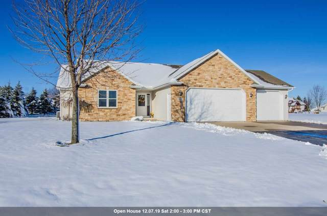 N1115 Redwing Drive, Greenville, WI 54942 (#50214677) :: Dallaire Realty