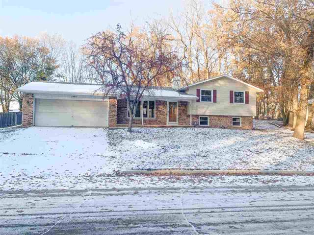 2586 Zak Lane, Green Bay, WI 54304 (#50214724) :: Dallaire Realty