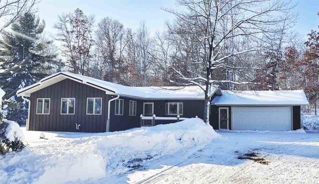 N15051 Northwoods Lane, Athelstane, WI 54104 (#50214741) :: Todd Wiese Homeselling System, Inc.