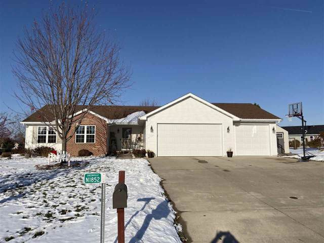 N1852 Smokey Court, Greenville, WI 54942 (#50214768) :: Symes Realty, LLC