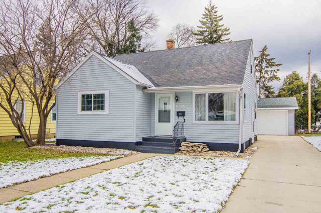 545 E 2ND Street, Fond Du Lac, WI 54935 (#50214787) :: Dallaire Realty