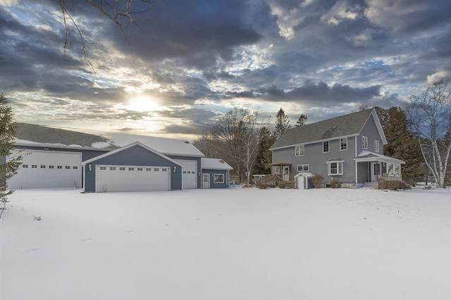1406 River Road, Kewaunee, WI 54216 (#50214796) :: Todd Wiese Homeselling System, Inc.