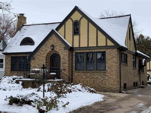 824 S Jackson Street, Green Bay, WI 54301 (#50214809) :: Todd Wiese Homeselling System, Inc.