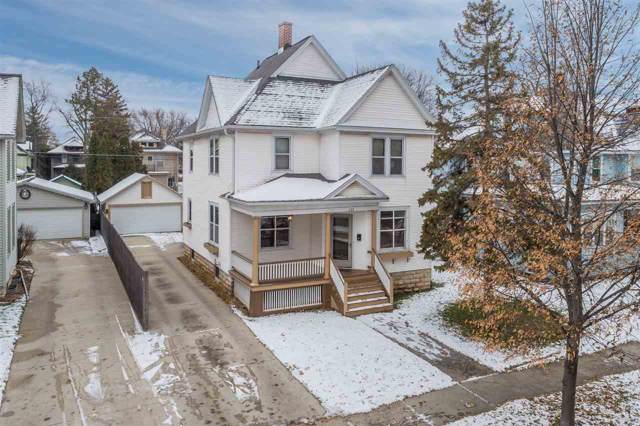 288 E 2ND Street, Fond Du Lac, WI 54935 (#50214816) :: Dallaire Realty