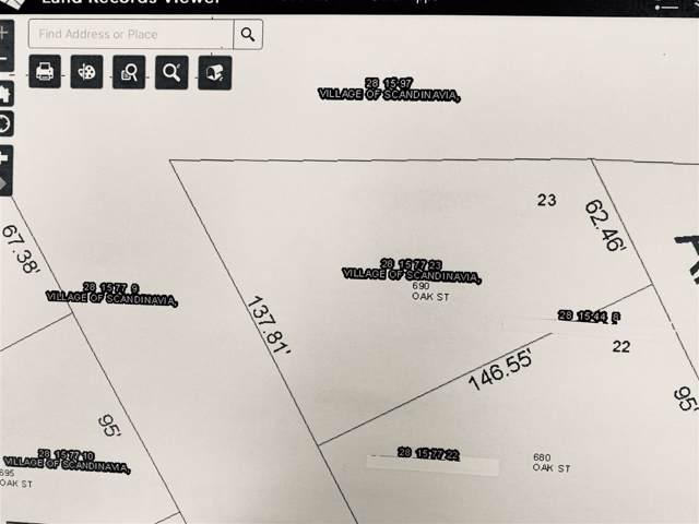 690 Oak Street, Scandinavia, WI 54977 (#50214818) :: Todd Wiese Homeselling System, Inc.