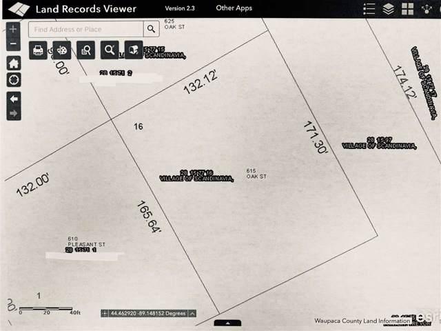615 Oak Street, Scandinavia, WI 54977 (#50214820) :: Todd Wiese Homeselling System, Inc.