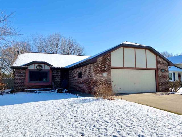 1644 Hunters Glen Drive, Oshkosh, WI 54904 (#50214843) :: Symes Realty, LLC