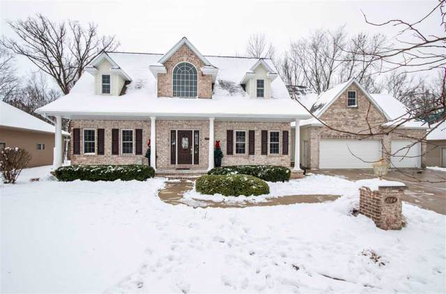 3144 Warm Springs Drive, Green Bay, WI 54311 (#50214844) :: Todd Wiese Homeselling System, Inc.