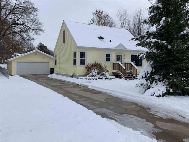 1120 S River Street, Shawano, WI 54166 (#50214868) :: Dallaire Realty