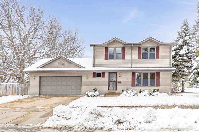855 Waverly Place, Green Bay, WI 54304 (#50214888) :: Dallaire Realty