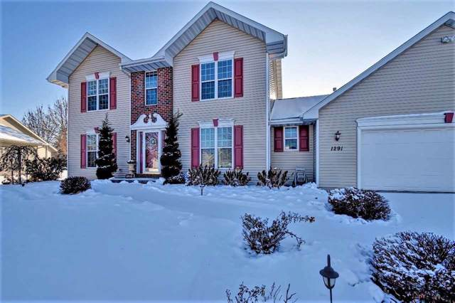 1291 Carmen Court, De Pere, WI 54115 (#50214938) :: Todd Wiese Homeselling System, Inc.