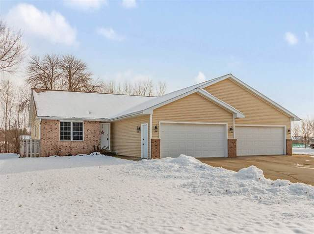 512 Steno Trail, Pulaski, WI 54162 (#50214981) :: Todd Wiese Homeselling System, Inc.