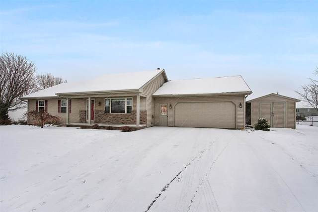 W2127 Marigold Drive, Forest Junction, WI 54123 (#50215080) :: Todd Wiese Homeselling System, Inc.