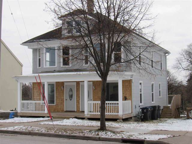 258 E Huron Street, Berlin, WI 54923 (#50215114) :: Todd Wiese Homeselling System, Inc.
