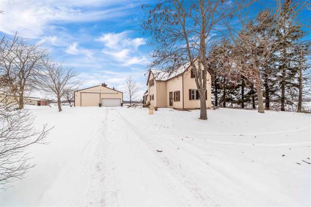 N8553 Hwy M, Shiocton, WI 54170 (#50215127) :: Dallaire Realty