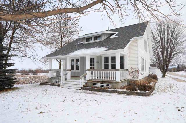 602 N State Street, Chilton, WI 53014 (#50215129) :: Todd Wiese Homeselling System, Inc.