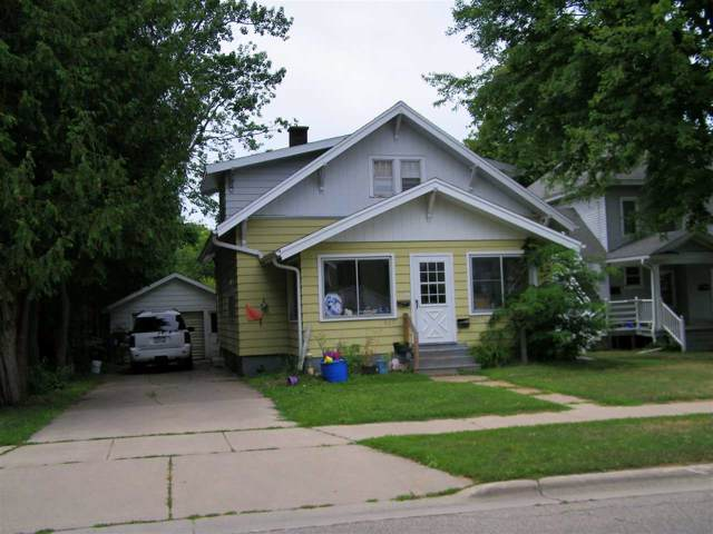 607 S Lincoln Street, Shawano, WI 54166 (#50215153) :: Dallaire Realty