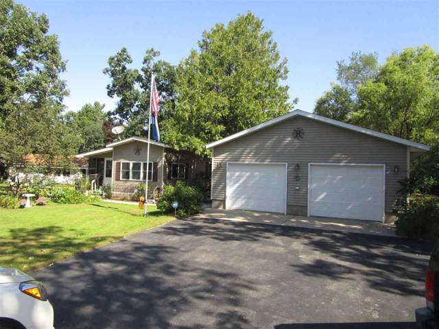 W5896 Hwy H, Wild Rose, WI 54984 (#50215228) :: Todd Wiese Homeselling System, Inc.