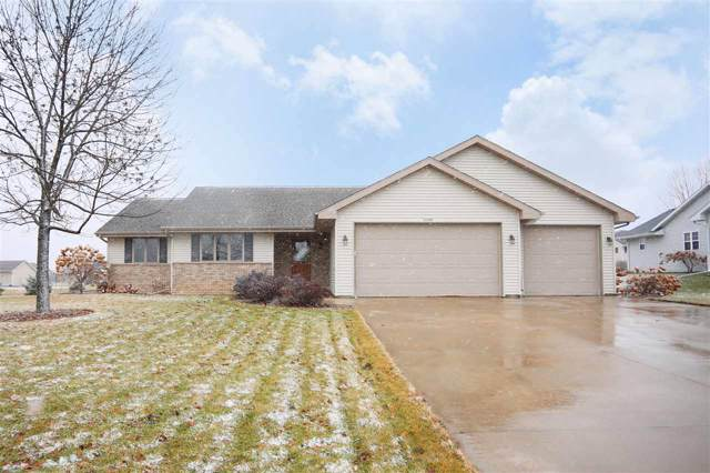 N1698 Schroeder Farm Drive, Greenville, WI 54942 (#50215409) :: Todd Wiese Homeselling System, Inc.