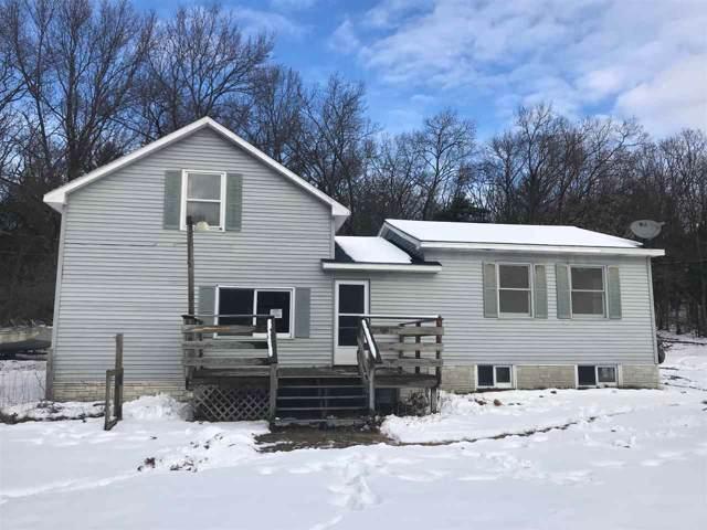 W4012 Bighorn Drive, Redgranite, WI 54970 (#50215460) :: Todd Wiese Homeselling System, Inc.