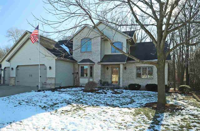 1562 Whitetail Drive, Neenah, WI 54956 (#50215656) :: Todd Wiese Homeselling System, Inc.