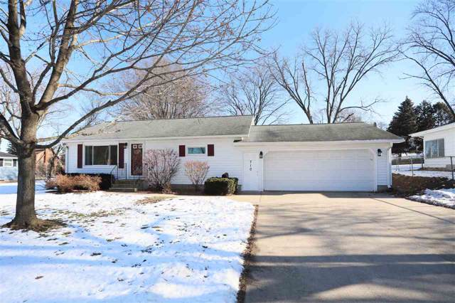 710 Jefferson Avenue, Omro, WI 54963 (#50215748) :: Symes Realty, LLC