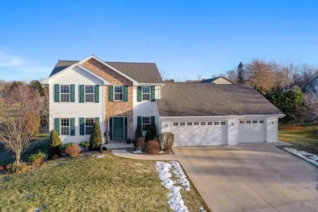 4015 Garrett Street, De Pere, WI 54115 (#50215796) :: Todd Wiese Homeselling System, Inc.