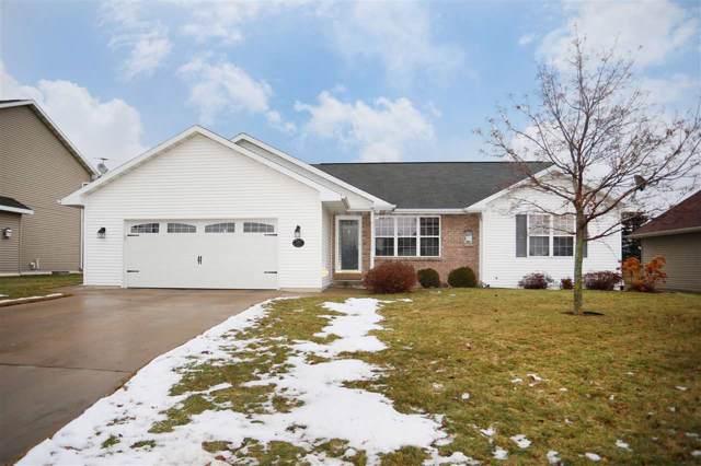 1133 Grassymeadow Lane, Menasha, WI 54952 (#50215800) :: Todd Wiese Homeselling System, Inc.