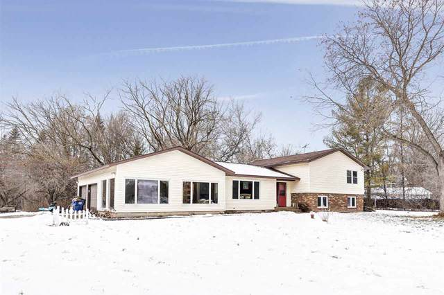 N4844 Rose Brook Road, Shawano, WI 54166 (#50215807) :: Todd Wiese Homeselling System, Inc.