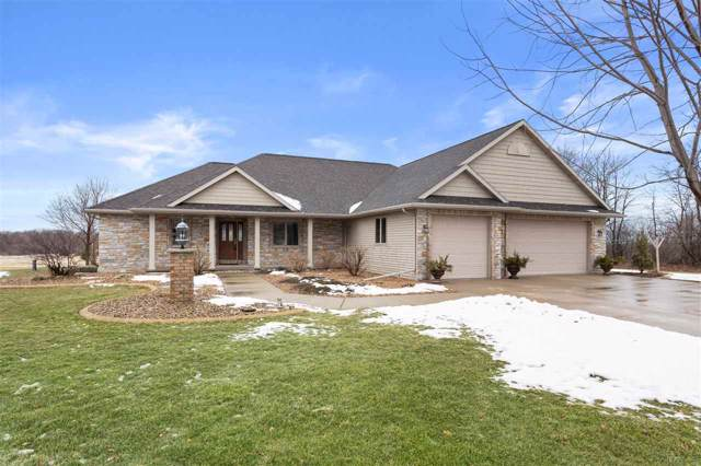 N3411 N Lakeshore Drive, Chilton, WI 53014 (#50215813) :: Todd Wiese Homeselling System, Inc.