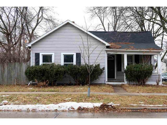 1281 Cherry Street, Green Bay, WI 54301 (#50215826) :: Todd Wiese Homeselling System, Inc.