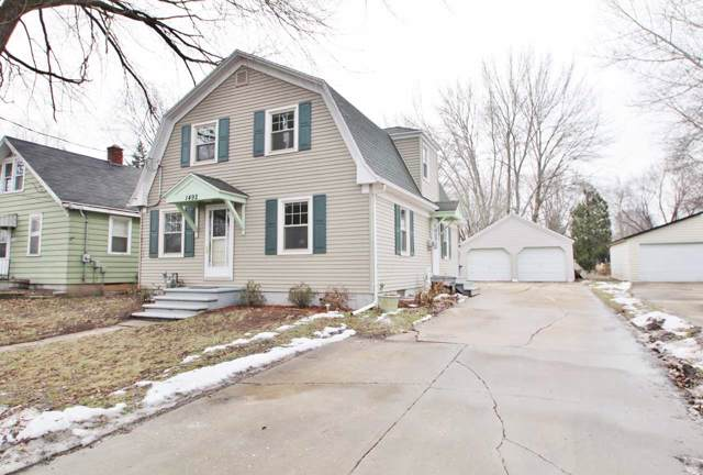 1492 Eliza Street, Green Bay, WI 54301 (#50215866) :: Todd Wiese Homeselling System, Inc.