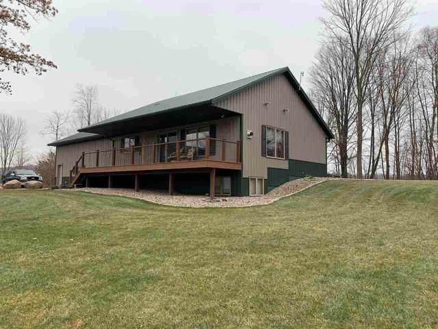W16999 Kastner Road, Tigerton, WI 54486 (#50215873) :: Todd Wiese Homeselling System, Inc.