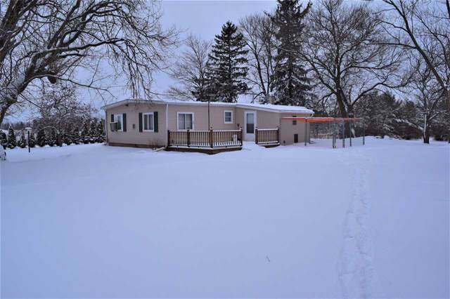 E3168 Hwy 29, Kewaunee, WI 54216 (#50215901) :: Todd Wiese Homeselling System, Inc.