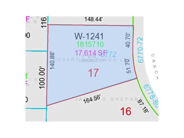 6770 Cascade Drive, Greenleaf, WI 54126 (#50215914) :: Todd Wiese Homeselling System, Inc.