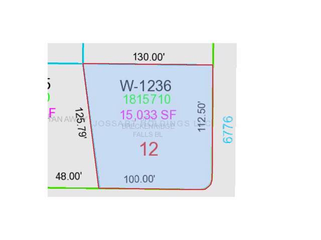 6776 Breckenridge Falls Boulevard, Greenleaf, WI 54126 (#50215927) :: Carolyn Stark Real Estate Team