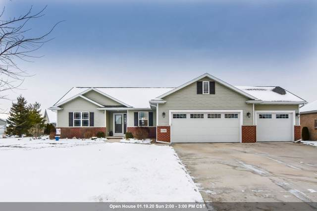 1092 Peonies Drive, De Pere, WI 54915 (#50216063) :: Todd Wiese Homeselling System, Inc.