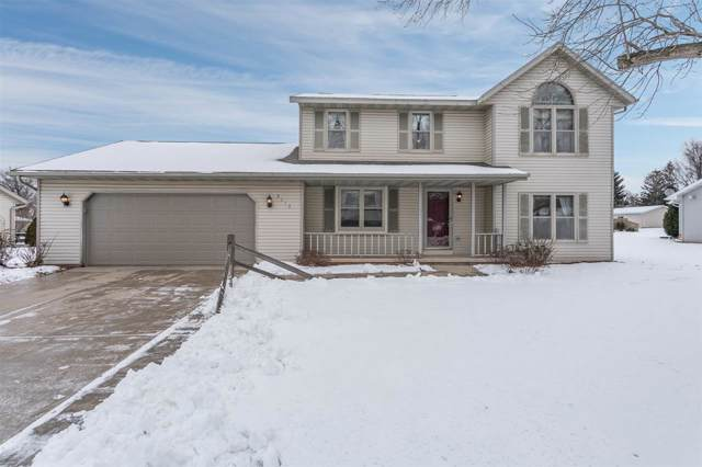 2113 Canyonland Drive, Green Bay, WI 54311 (#50216070) :: Dallaire Realty