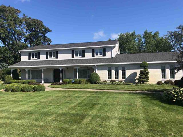500 W Parkridge Avenue, Appleton, WI 54911 (#50216072) :: Todd Wiese Homeselling System, Inc.