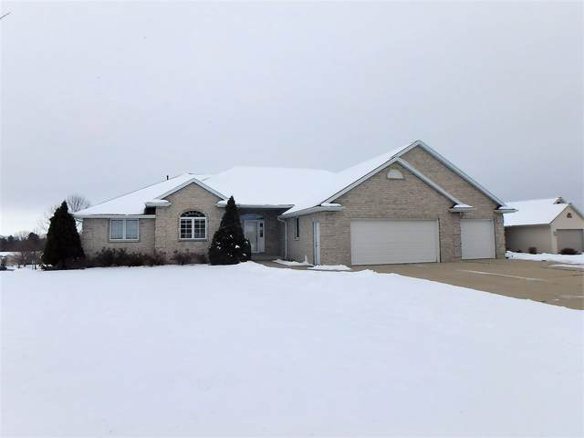 1424 Wilbert Hill Court, Howard, WI 54313 (#50216075) :: Todd Wiese Homeselling System, Inc.