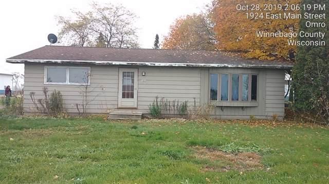 1924 E Main Street, Omro, WI 54963 (#50216180) :: Symes Realty, LLC
