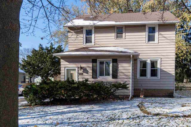 209 N Outagamie Street, Appleton, WI 54914 (#50216184) :: Dallaire Realty
