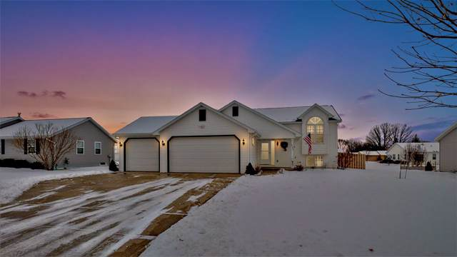 2124 Bufflehead Lane, Green Bay, WI 54311 (#50216192) :: Dallaire Realty