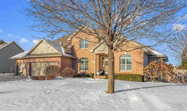 1881 Old Valley Road, De Pere, WI 54115 (#50216195) :: Todd Wiese Homeselling System, Inc.