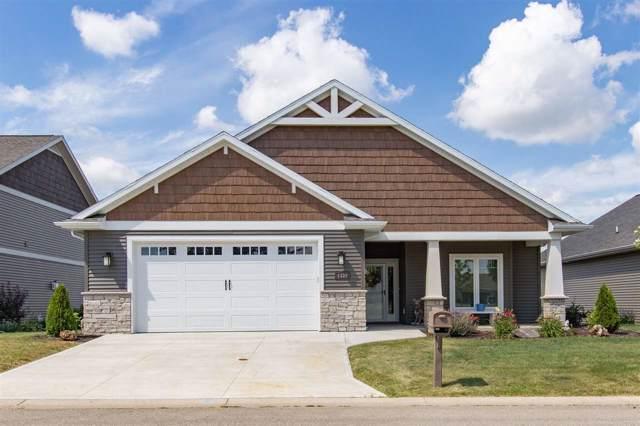 1339 Prairie Lake Circle, Neenah, WI 54956 (#50216212) :: Dallaire Realty