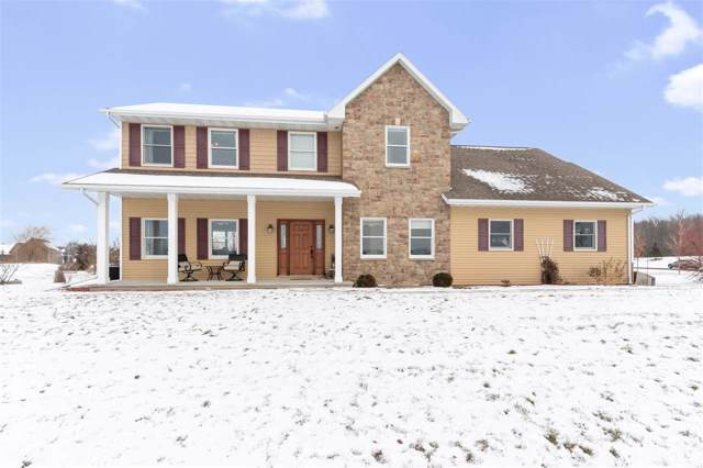 N1203 South Creek Drive, Greenville, WI 54942 (#50216213) :: Dallaire Realty